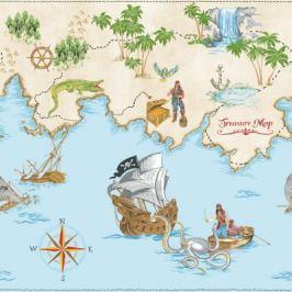 Border Wyspa Piratów 696303 Arthouse Imagine Fun 2