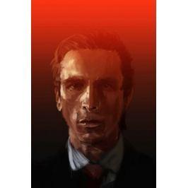 Christian Bale - plakat premium