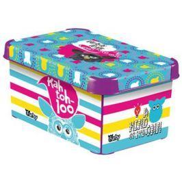 Pojemnik pudełko na zabawki Furby new