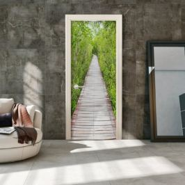 Fototapeta na drzwi - Ścieżka natury III