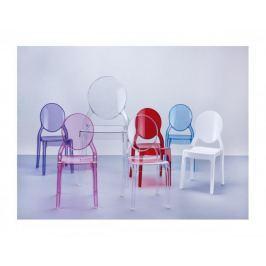 Krzesło Baby Mia transparent