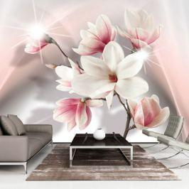 Fototapeta XXL - Białe magnolie II