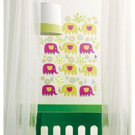 Cała banda słoni - Kolorowe słonie