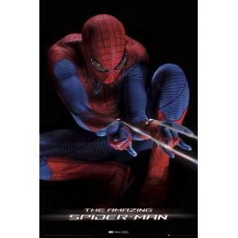 Niesamowity Spiderman Teaser - plakat