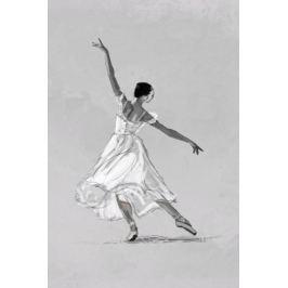 Baletnica - plakat