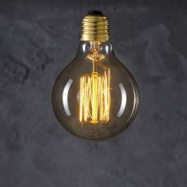 Żarówka Edisona okrągła