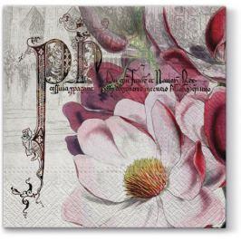 Pl Serwetki Magnificent Roses