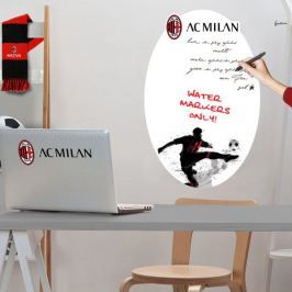 Naklejka zmywalna AC Milan