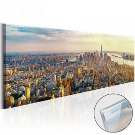 Obraz na szkle akrylowym - Amerykański widok [Glass]