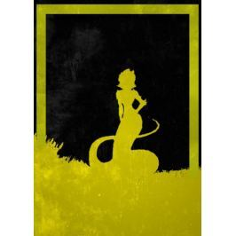 League of Legends - Cassiopeia - plakat