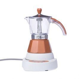 Kawiarka elektryczna G.A.T. Vintage 4tz - Brązowa