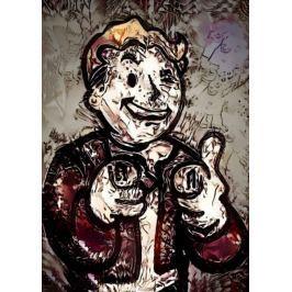 Legends of Bedlam - Vault Boy, Fallout - plakat