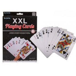 Karty do gry XXL format A4 28x20cm