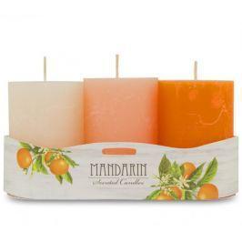 Pl Pomarańcz Orange Świeca 3 Pack Zapachowa
