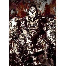 Legends of Bedlam - Thrall, Warcraft - plakat