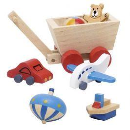 Akcesoria do pokoju dziecka - zabawki, 7 elementów