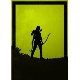 Dawn of Heroes - Lara Croft, Tomb Raider - plakat