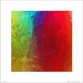 Abstract Bright - plakat premium