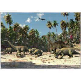 Fototapeta na flizelinie Dinozaury XXL