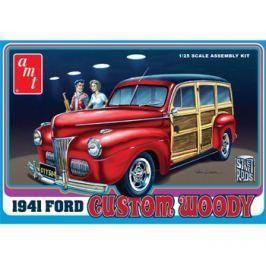 Model plastikowy - Samochód 1941 Ford Woody - AMT