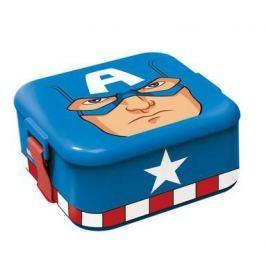 Śniadaniówka Lunch Box AVENGERS Kapitan America