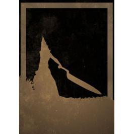 Dusk of Villains - Pyramid Head, Silent Hill - plakat