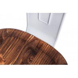 Krzesło Paris Wood biały sosna