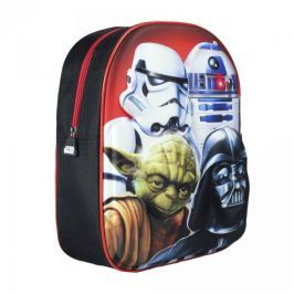 Plecak 3D Star Wars Yoda wypukły