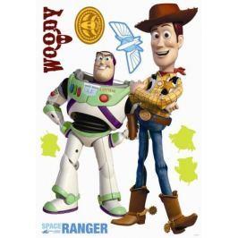 Duże Naklejki Toy Story