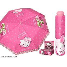 Parasol manualny Hello Kitty
