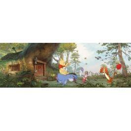 Fototapeta Disney domek Kubusia Puchatka