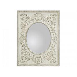 Lustro wiszące Silver 90x120 biały przec