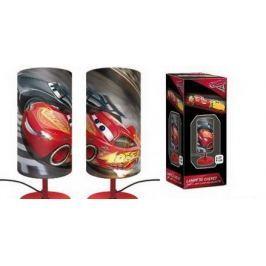 Lampka nocna Disney Cars biurkowa AUTA red