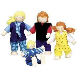Elastyczne laleczki, młodzieżowa rodzina