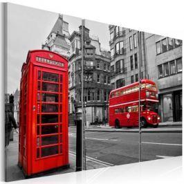 Obraz - Życie w Londynie