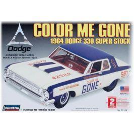 Model Plastikowy Do Sklejania AMT (USA) - 1964 Dodge color me gone