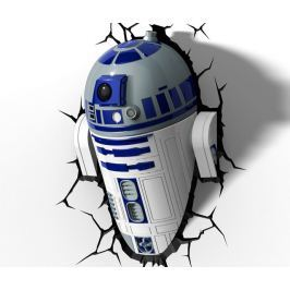 Lampka nocna R2D2 Star Wars 3D Deco Light Gwiezdne Wojny R2-D2