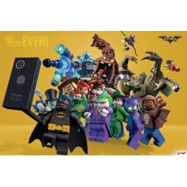 Lego Batman Best Selfie Ever - plakat