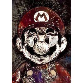 Legends of Bedlam - Mario, Nintendo - plakat