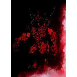 BlizzardVerse Stencils - Diablo, the Lord of Terror, Diablo - plakat