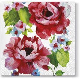 Pl Serwetki Watercolor Roses