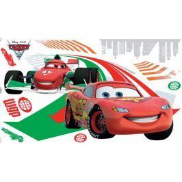 Naklejki Auta 2- Cars2 Francesco Paltegumi