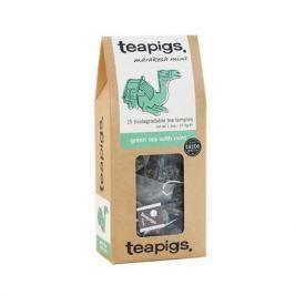 teapigs Green Tea with Mint 15 piramidek