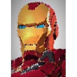 POLYamory - Iron Man, Marvel - plakat