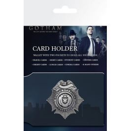 Gotham Policyjna Odznaka - Okładki na Dokumenty i Karty