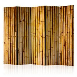 Parawan 5-częściowy - Bambusowy ogród II [Room Dividers]