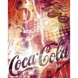 Coca-Cola Grafika - plakat