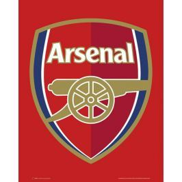 Arsenal Club Crest - plakat