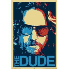 The Big Lebowski The Dude - plakat
