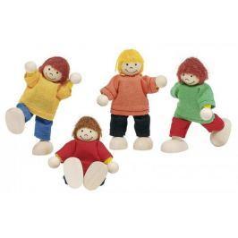 Elastyczne laleczki, dzieci